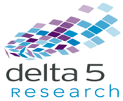 delta 5 Research logo
